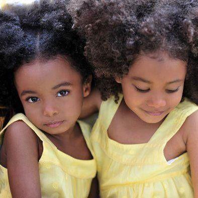 Routine capillaire pour les enfants Coiffure cheveux