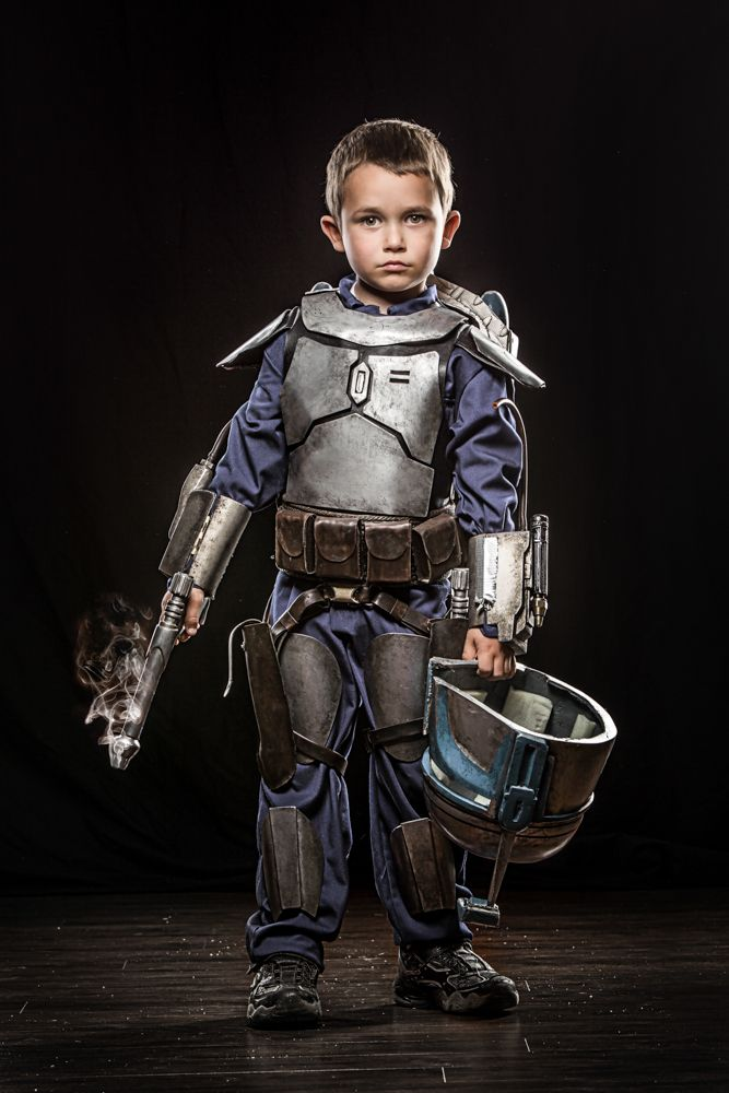 Medic427's 2013 Halloween Costume Contest Entry: Jango ...