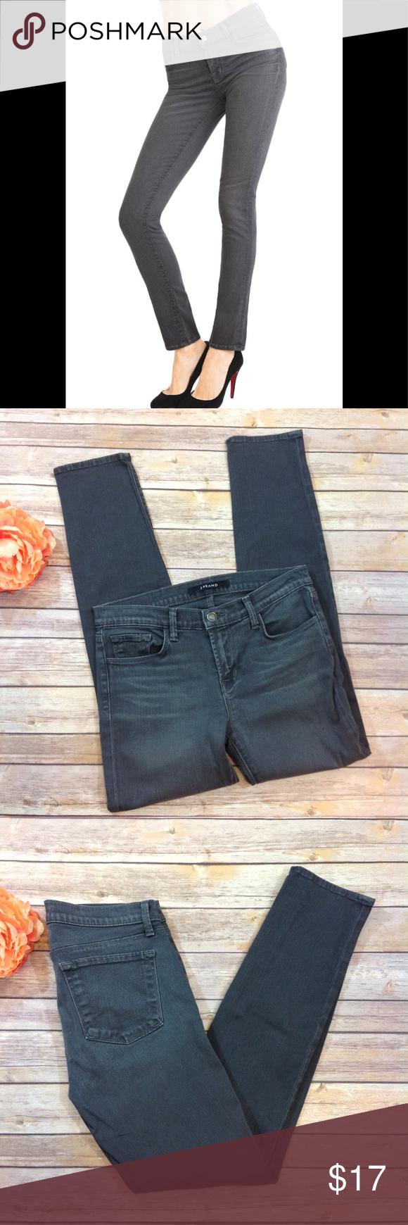 ae73e9398d42 J Brand Skinny Leg Dare Jeans J Brand Skinny Leg Dare Jeans. 15 inches hip  to hip. 8.5 inch rise. 28.5 inch inseam. J Brand Jeans Skinny