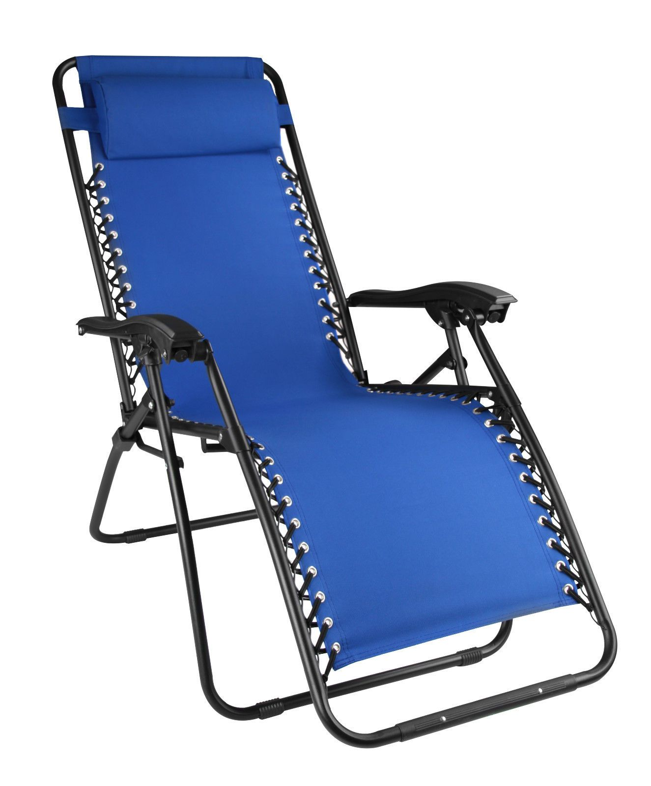 Hectare Osterley Zero Gravity Chair Garden Recliner Patio Folding ...