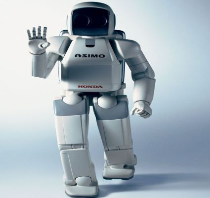Top 5 Robots Of All Time The Droid Guy Humanoid Robot Japanese Robot Futuristic Robot