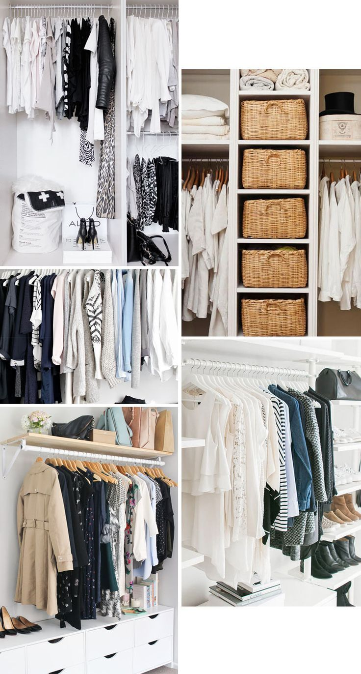 Moodboard For Custom Closet Design And Storage/organization Ideas. Itu0027s  Officially Time To Start