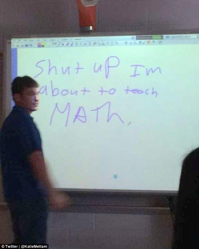 The Witty Teachers Who Have The Best Banter With Their Students Stupid Memes Haha Funny Mood Pics