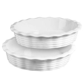 Denmark 2 Pc Pie Plate Set Pie Plate Pie Dish Pie