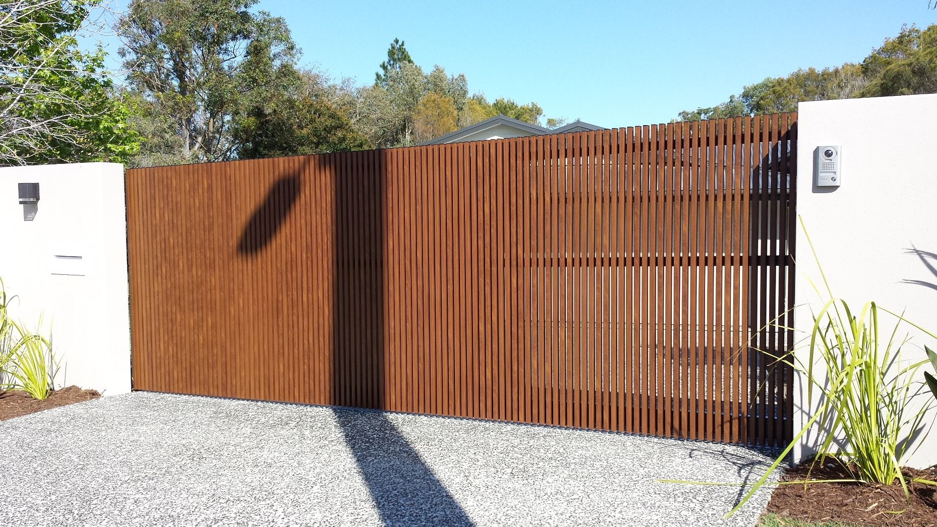 Sliding Gate For Garage Image Result For Corten Sliding Gate Culas Residence