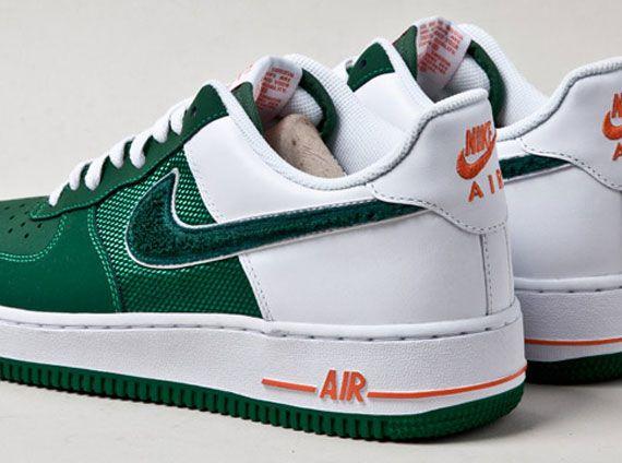 Nike Air Force 1 Low Irish Varsity