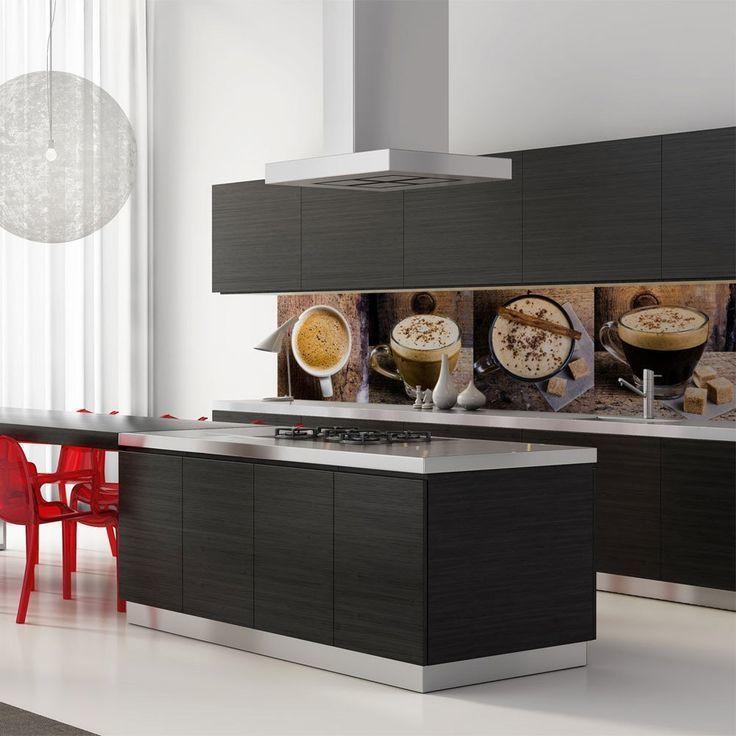 Tapeten Für Küche - 23 Frische Ideen - Esszimmer, Innendesign