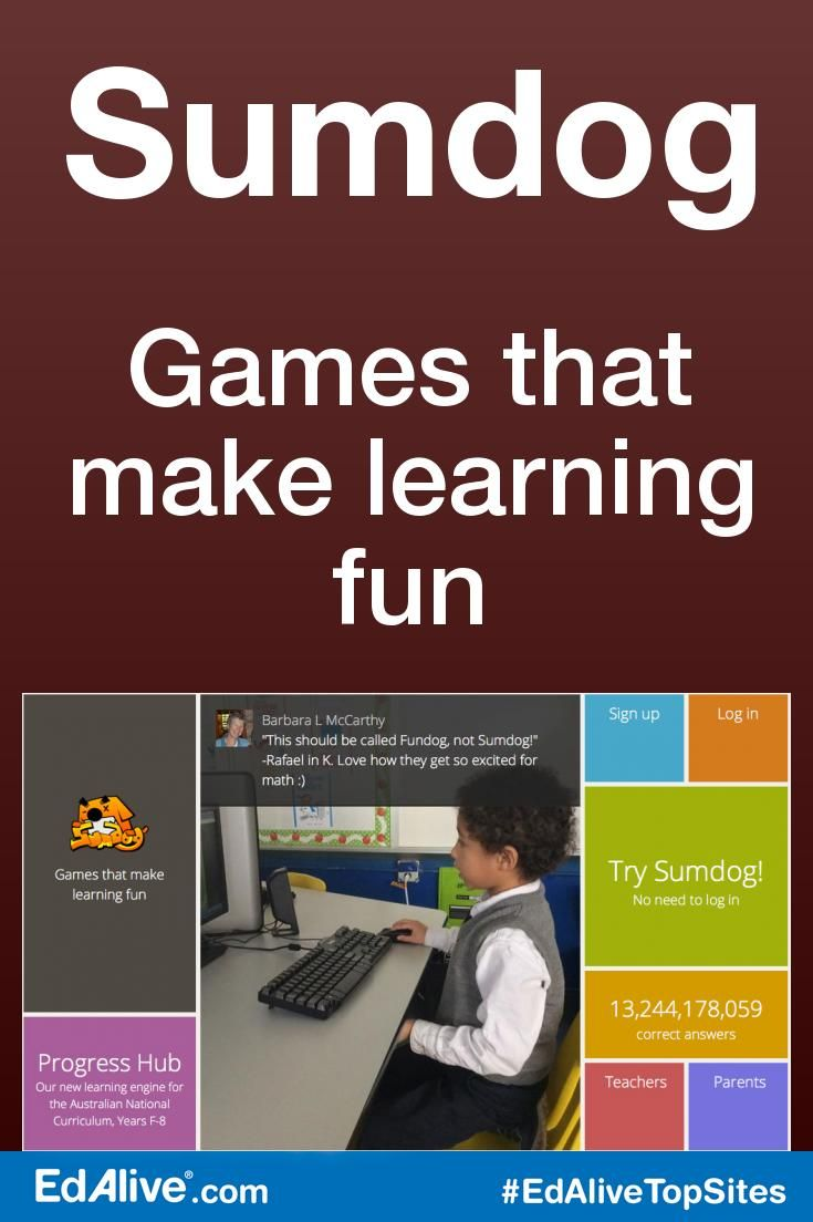 Sumdog | Maths, Educational games and Classroom tools