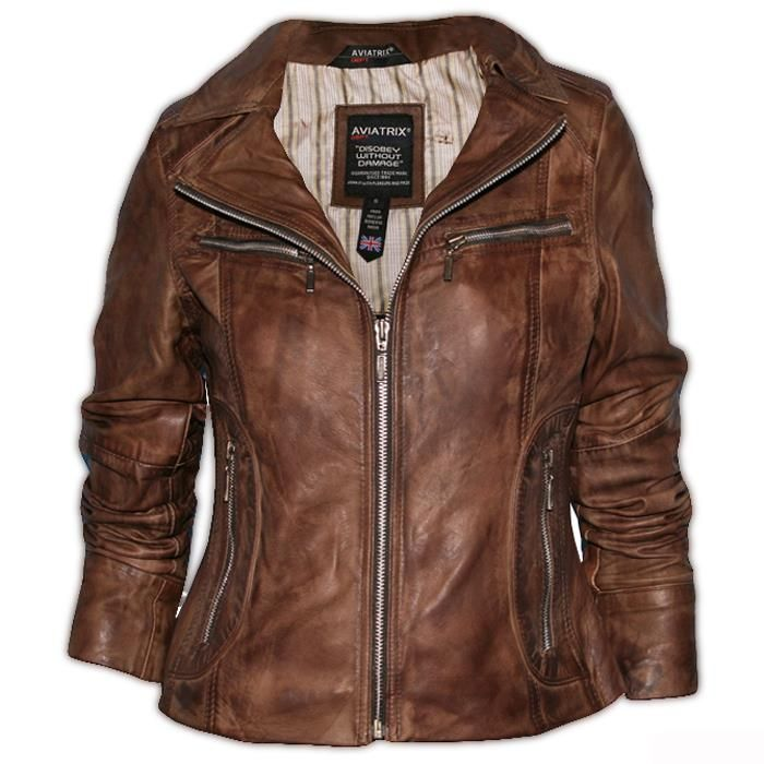 Jacket - BMW Heritage Leather Jacket - Womens - - A BMW Motorcycle ...