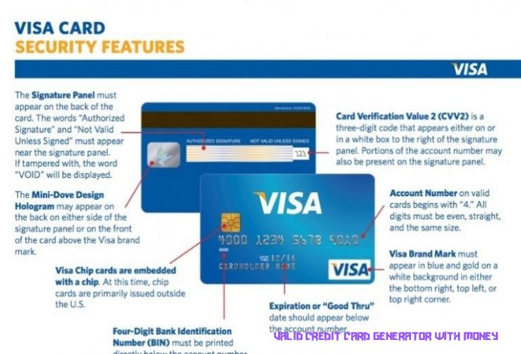 Is valid credit card generator with money any good ten