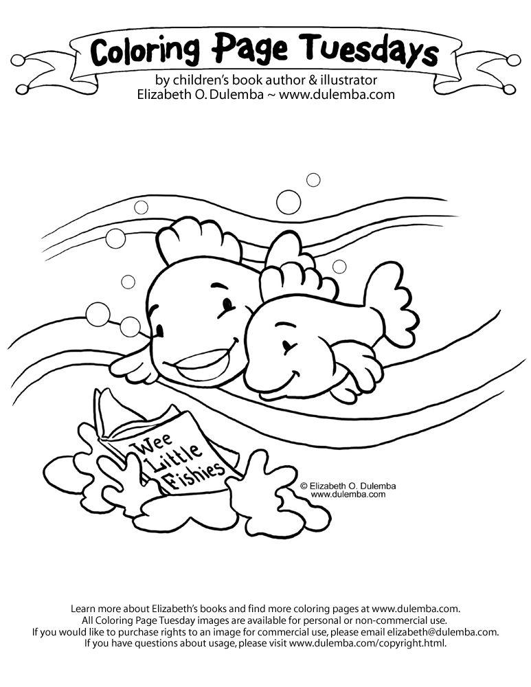 Dulemba Blogstuff ColoringPageTuesdays StorytimeFish Big