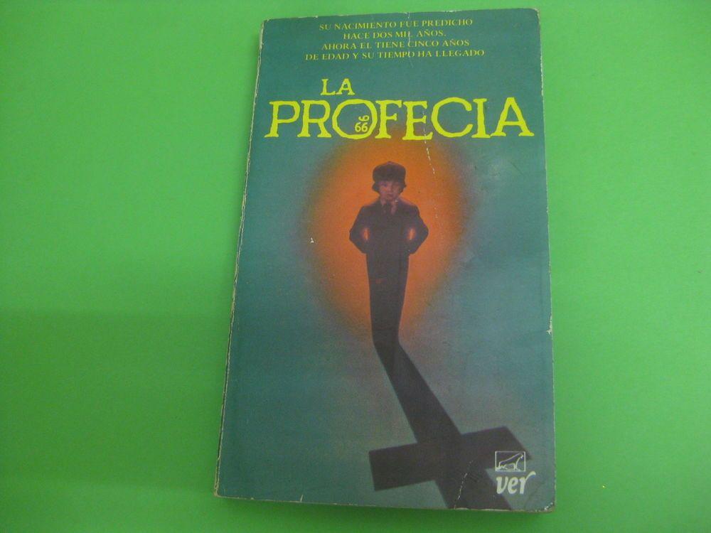 Libro La Profecia - David Seltzer