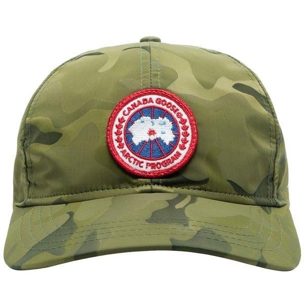 camo canada goose hat