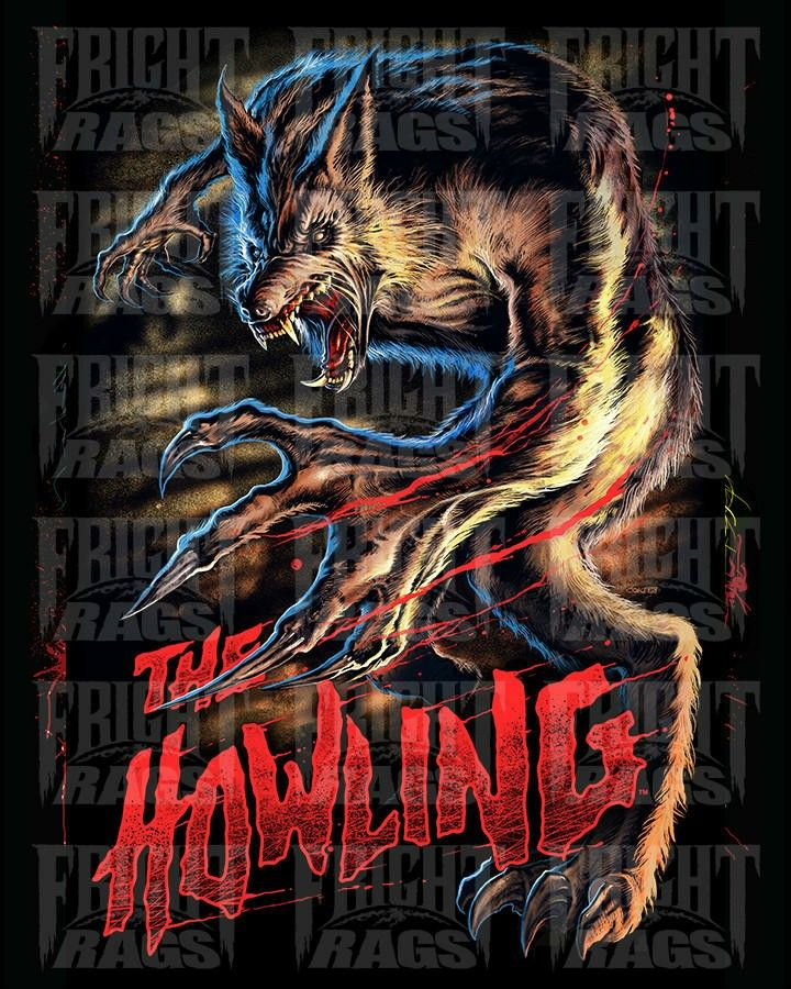 The Howling (1981). Movie Posters in 2019 Classic