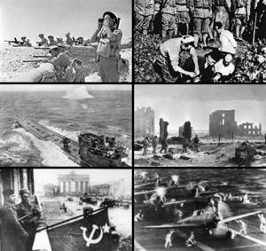 La segunda guerra mundial: El conflicto armado y sus efectos en el ...
