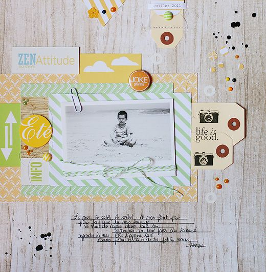 Layout by Marinette