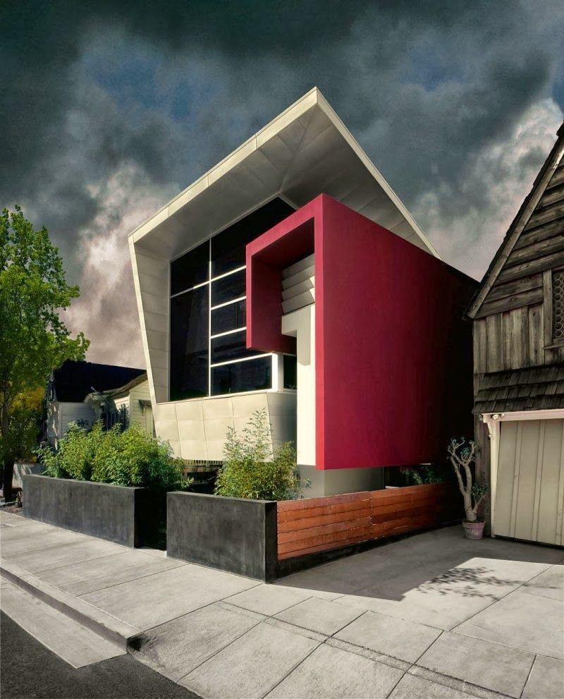 18 Awe Inspiring Modern Home Exterior Designs That Look Casual: Diseño De Interiores & Arquitectura: Casa Compuesta De