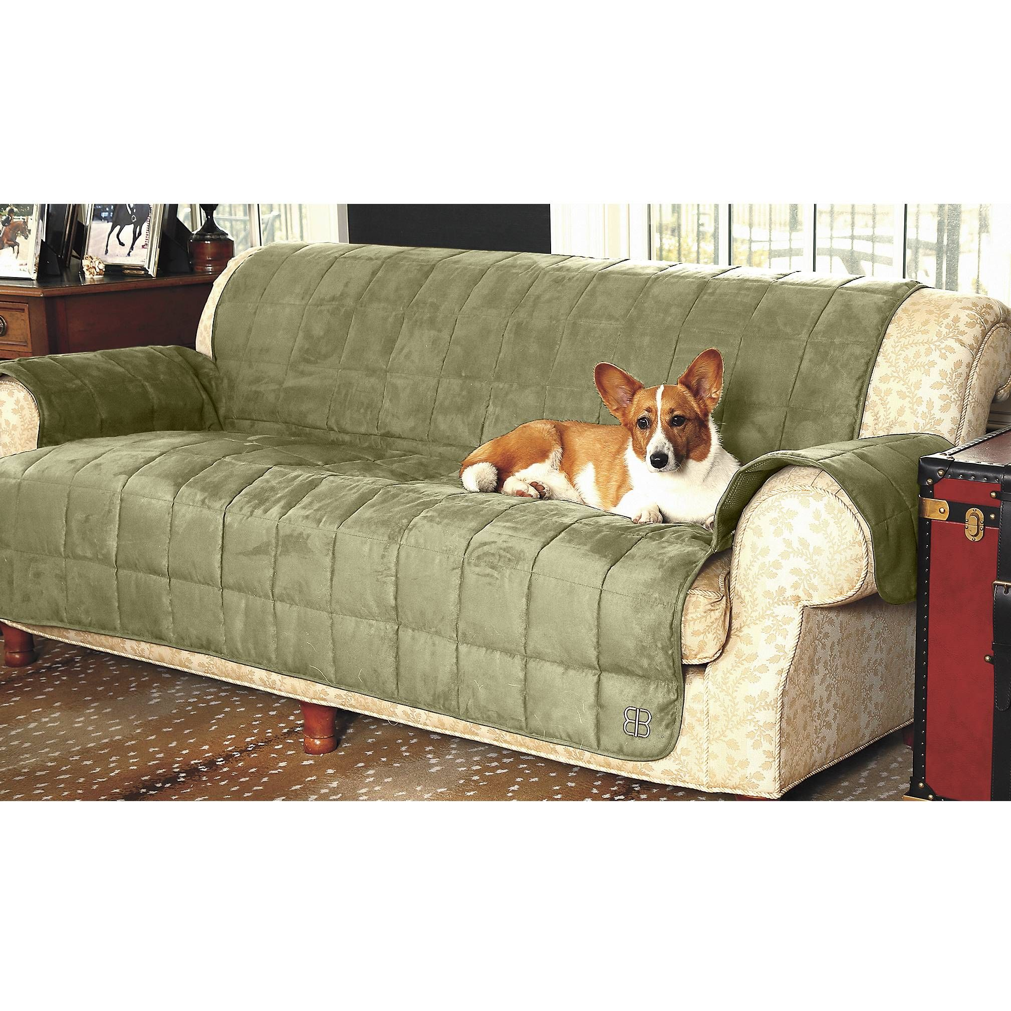 D41068 Dog Gifts Couch Covers Dog Bed
