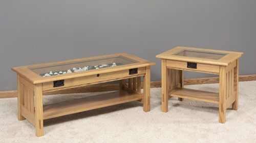 The Coffee Tables Where You Can Put Pictures Sand And Sea Shells