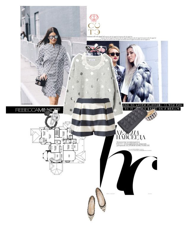 """CUTE.si online store!"" by sa3ina ❤ liked on Polyvore featuring Triumph, Rebecca Minkoff and Philipp Plein"