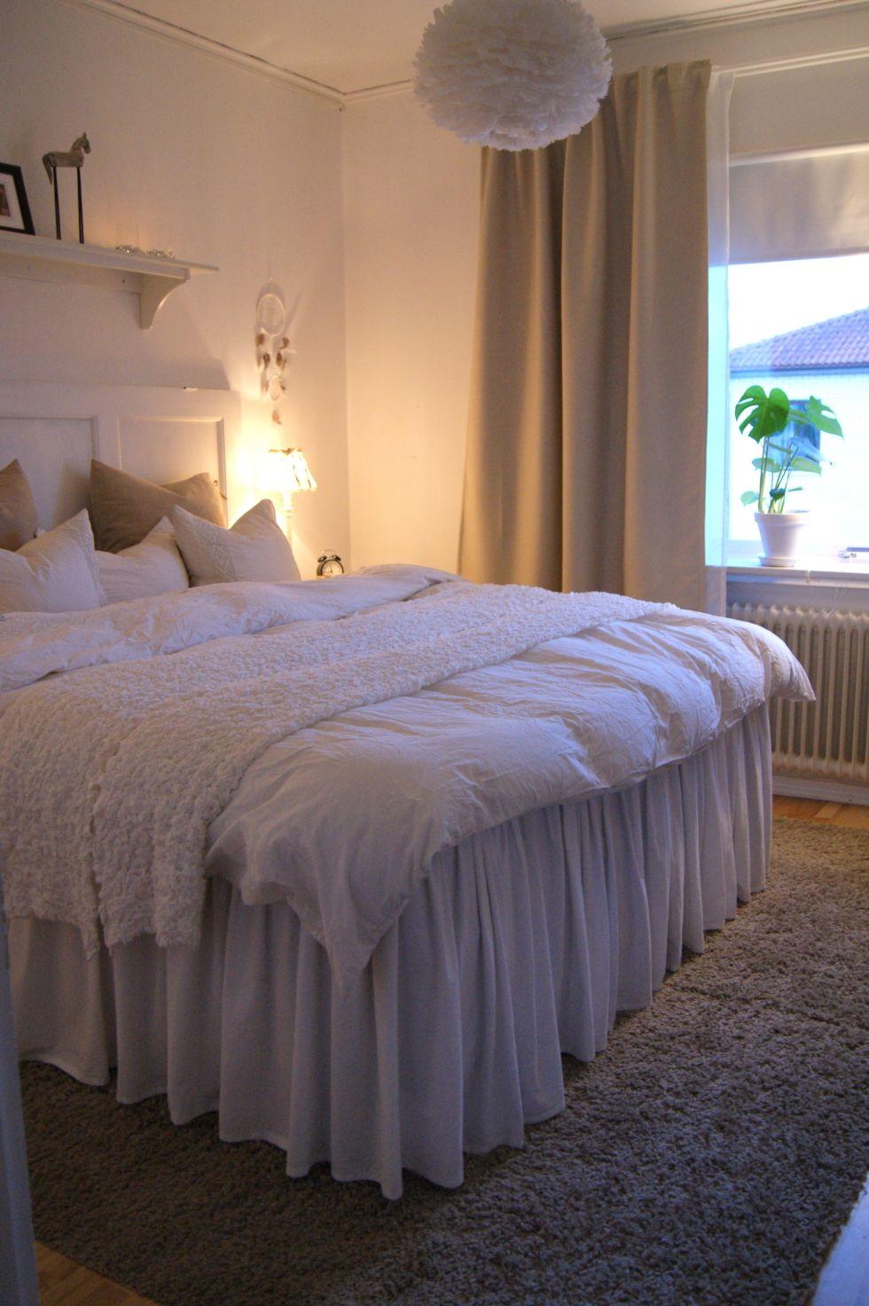 Sy din egen sängkappa Sewing Pinterest Sy, Sovrum och Inredning