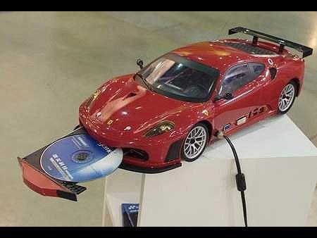 Ferrari Pc Case Mod Pc Cases Case Mod