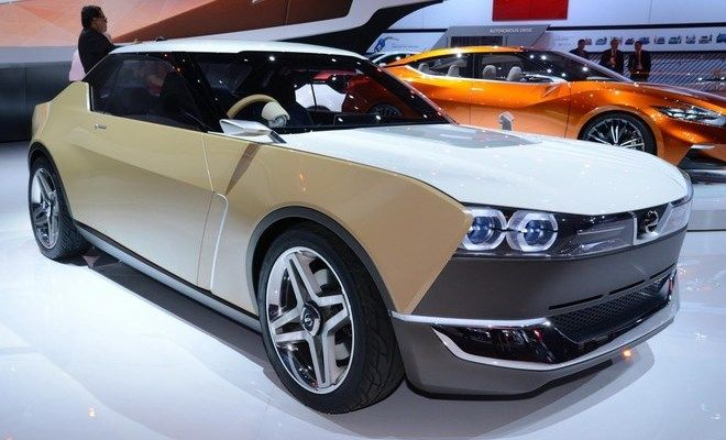 2018 Nissan Idx Colors Release Date Redesign Price The Idx Is