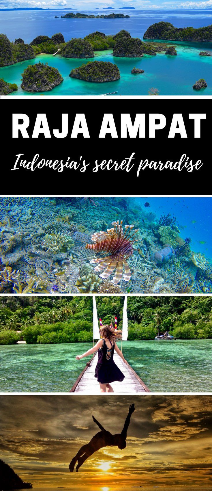 A travel guide to visiting Indonesia's secret paradise, Raja Ampat in West Papua