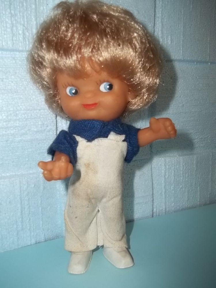 Sammeln & Seltenes Puppe Gummi Ddr Gummipuppe Mit Klappaugen Spielzeug Ostalgie Kult 25 Cm Puppen & Zubehör