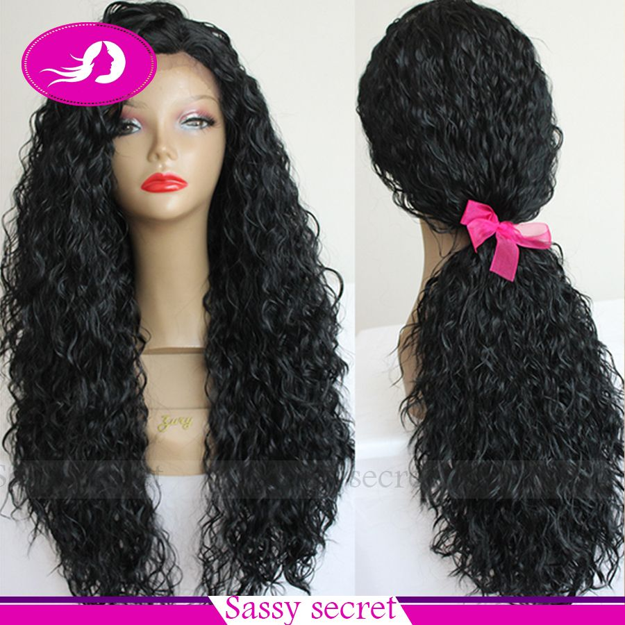 Cheap Wig Curly Buy Quality Wig Caps For Sale Directly From China Wig Clip Suppliers 8a Grad Synthetic Lace Front Wigs Synthetic Wigs Synthetic Lace Wigs