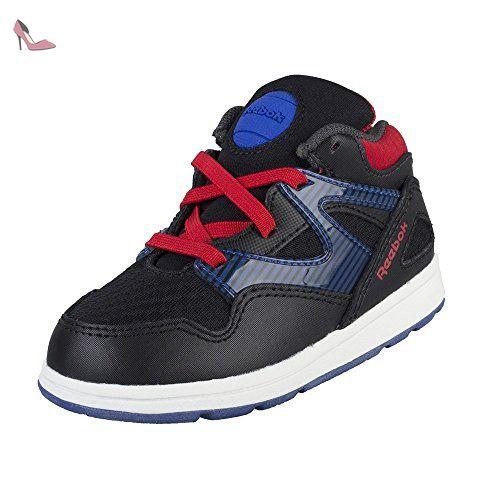 0facc012d3898 Reebok Versa Pump Bébé Noire Noir 26 - Chaussures reebok ( Partner-Link)