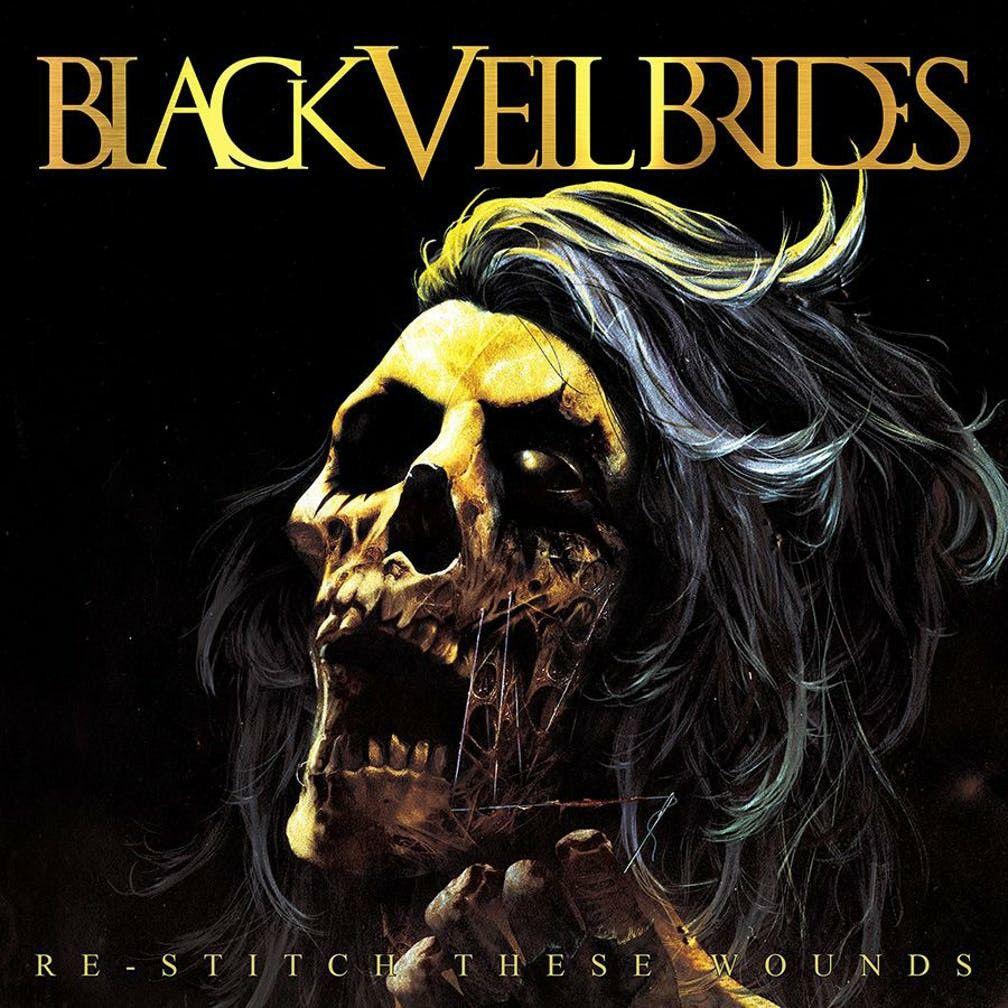 Black Veil Brides Re Stitch These Wounds Black Veil Brides Black Veil Black Veil Brides Album