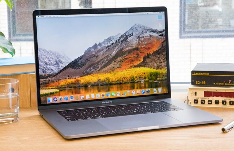 Apple 15 Inch Macbook Pro 2018 Review Full Review And Benchmarks With Images Macbook Pro Review Macbook Pro Macbook