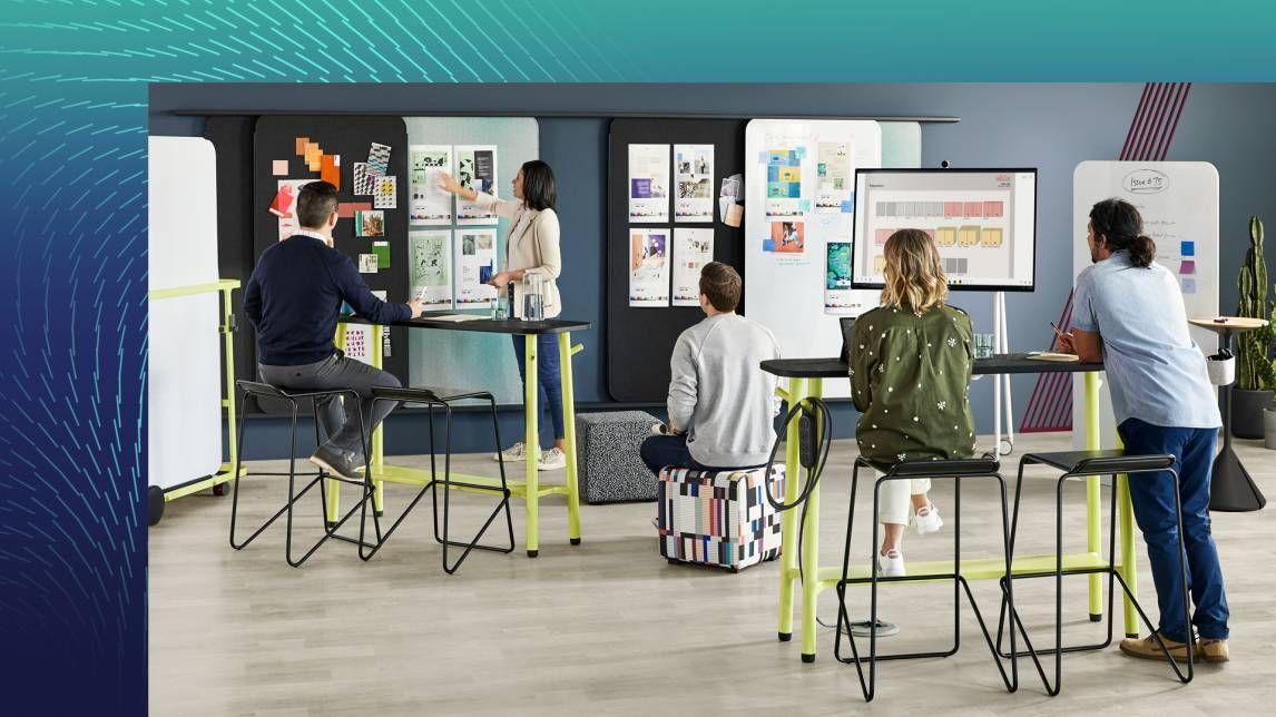 Flex Mobile Reconfigurable Office