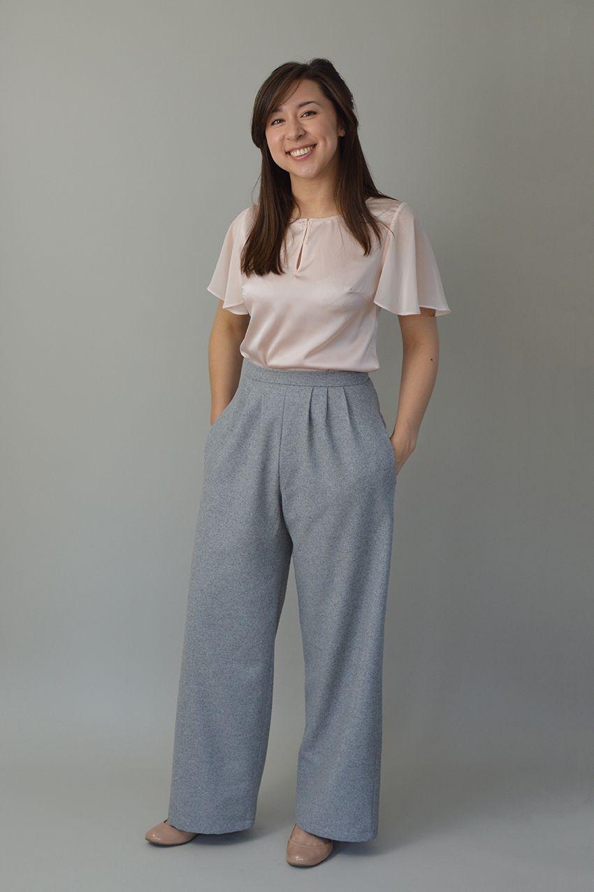 Portobello trousers