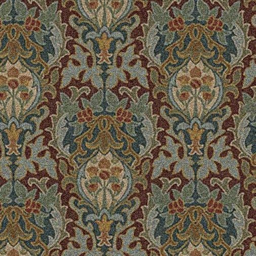 Commercial Cut Pile Tufted
