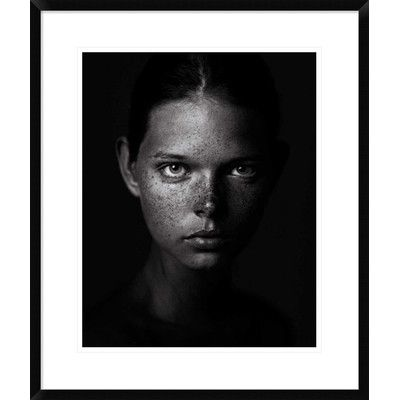 """Global Gallery 'Untitled' by Danil Rudoy Framed Photographic Print Size: 28"""" H x 23.4"""" W x 1.5"""" D"""