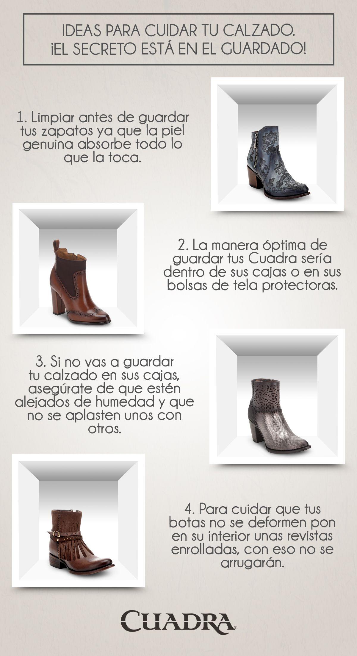 Ideas Para Cuidar Tu Calzado Cuadra Blog Cuadra Calzas Jeans Y Botas Botas Zapatos
