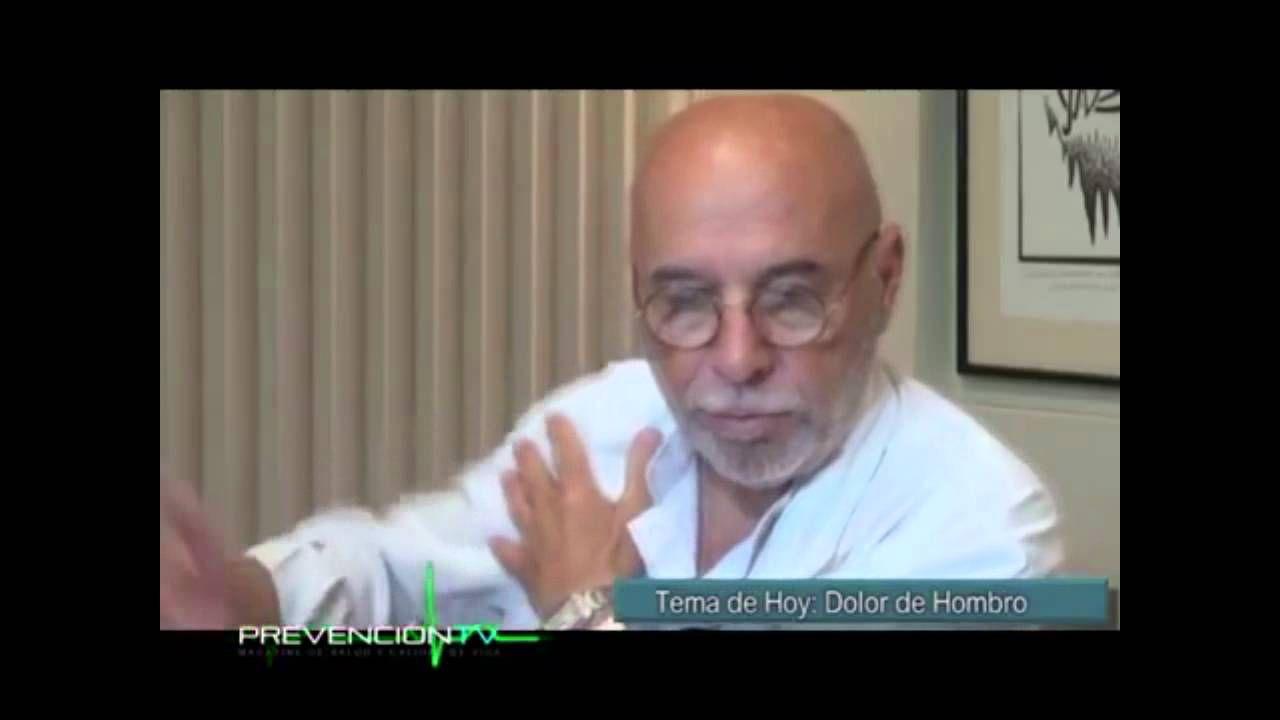 Dolor de Hombro - Dr. Jorge Velasco Zamora