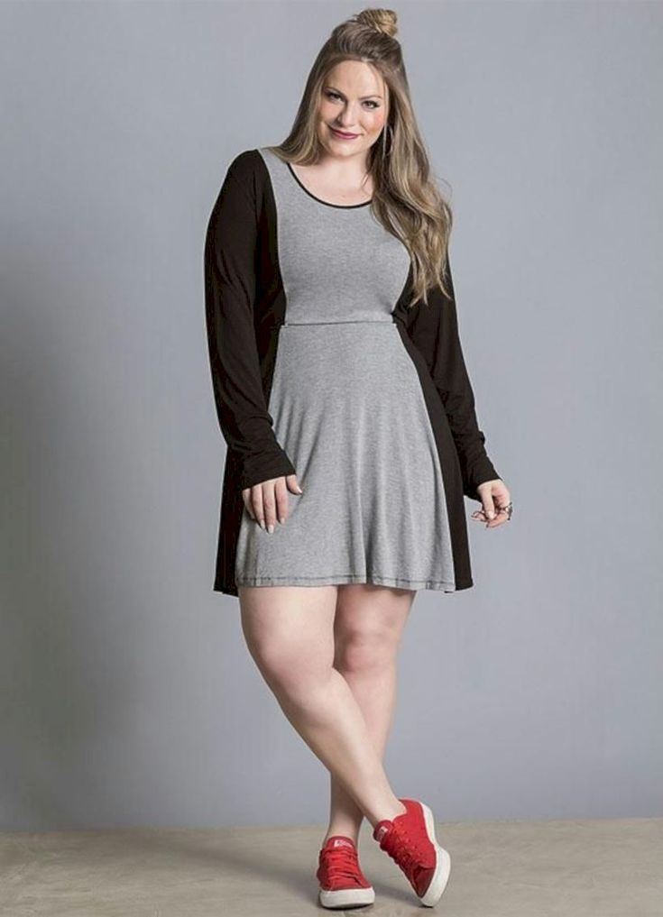 Photo of 48 Best Plus Size Kleider mit Sneakers | Mode, Plus size kleider, Sneakers mode