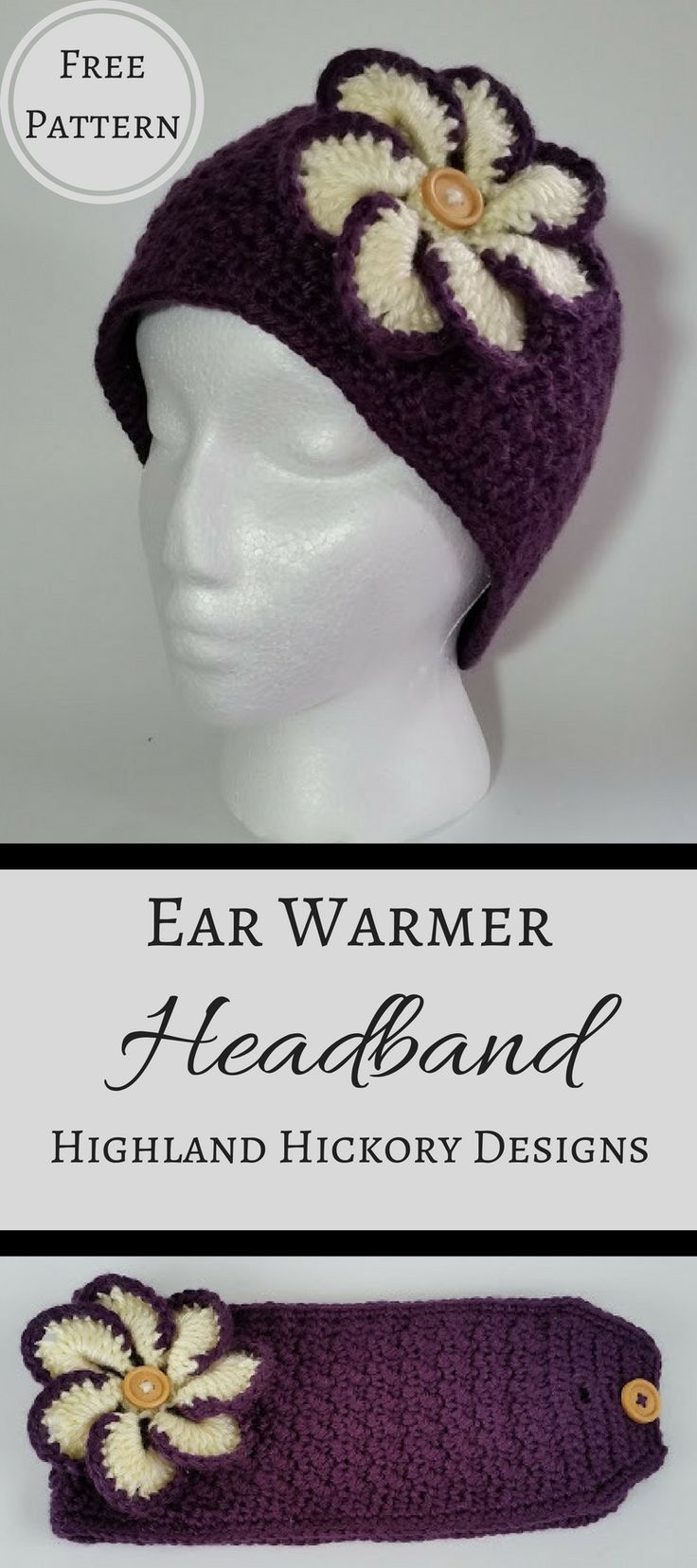 Mimi\'s Ear Warmer Headband