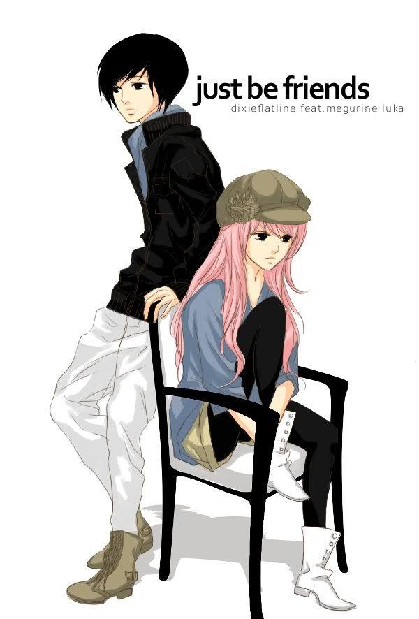 Anime Lyrics dot Com - Just Be Friends - Vocaloid Original ...