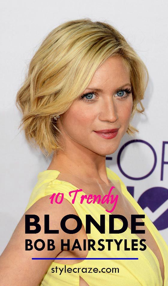 Thinking of going blonde, blonder and blondest this summer? Now's the right time to do it. #BLONDEHAIRSTYLS #HAIRSTYLES #BOBHAIRSTYLES #BOB