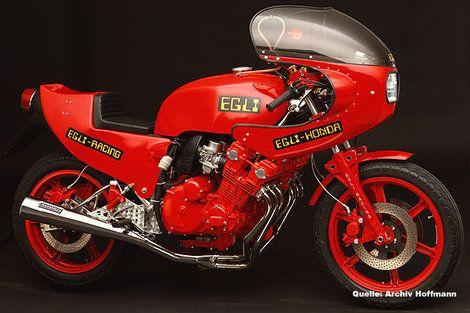 Egli Honda CBX 1000