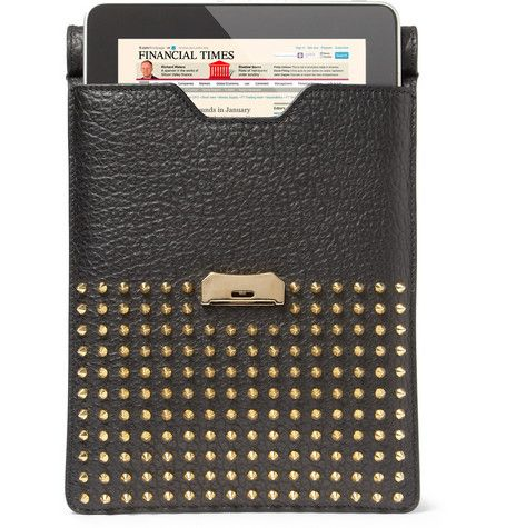 Burberry ProrsumStudded Leather Tablet Cover