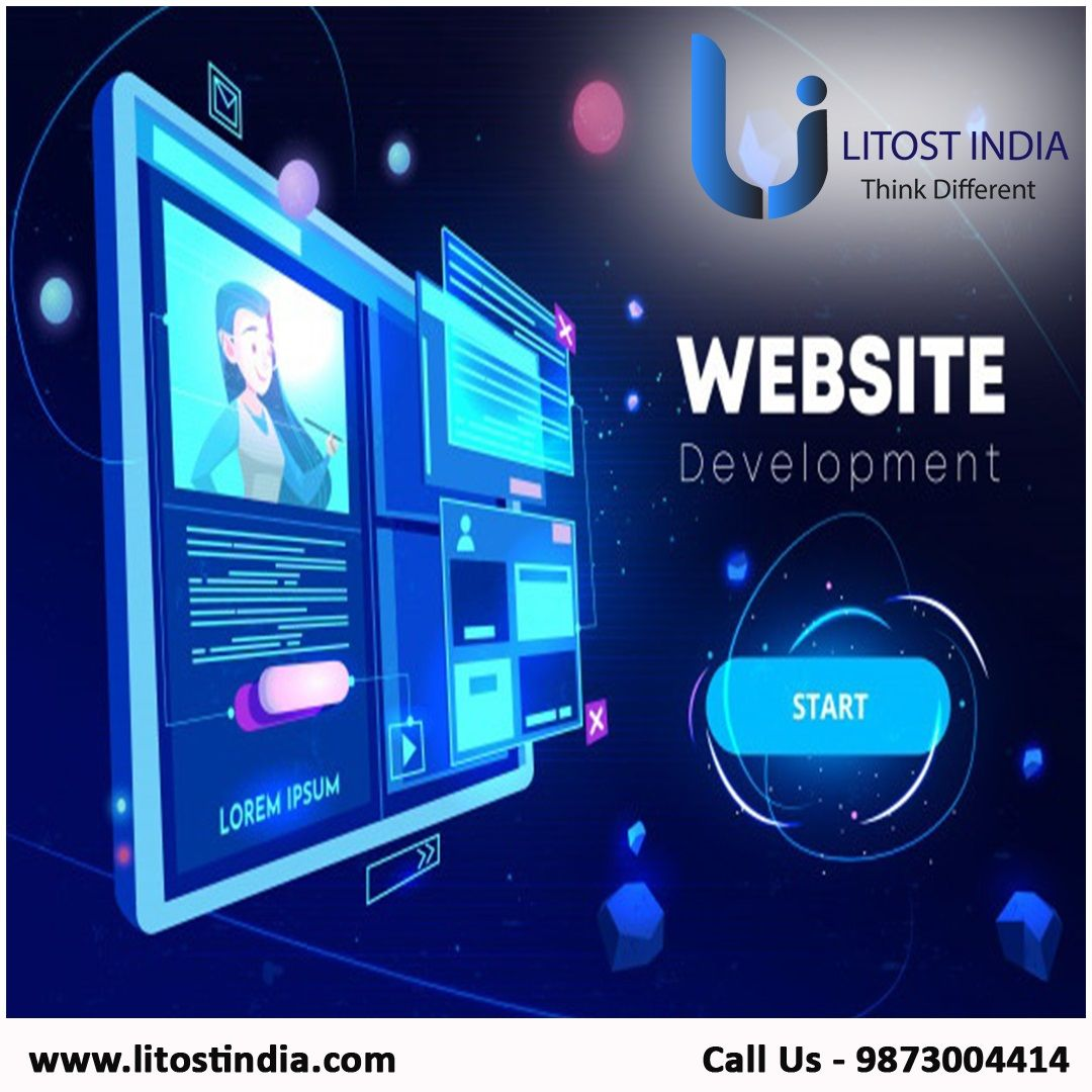 Litost India Offers You The Best Digital Marketing And Website Development Services Web Development Tools Website Development Web Development Design