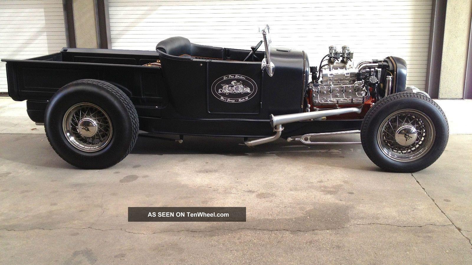 hot rod pickups - Bing Images | Highboys-Lowboys & Rad Pickups ...