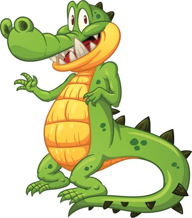 Dessin de crocodile illustration vectorielle bastien - Image crocodile dessin ...