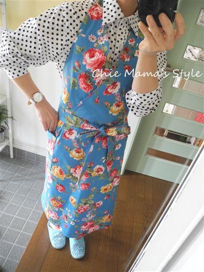 春のエプロン♪    2014.4.1 : Chie Mama's Style