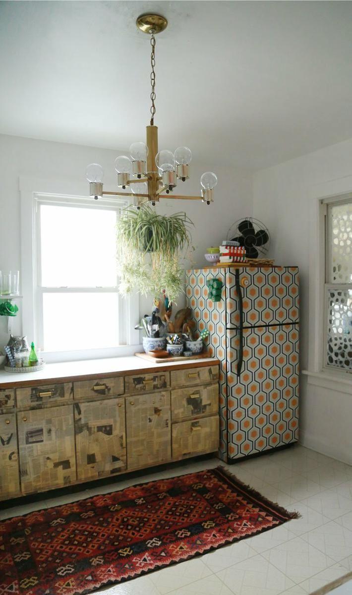 Cambiar la cocina sin obras u cocinillas uc pinterest ideas para